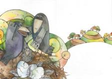 иллюстрация к детской книжке