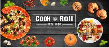 Cook Roll сеть кафе