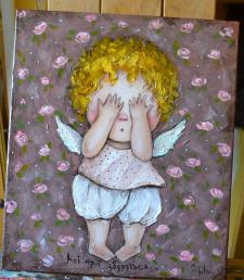 Замріяний янгол