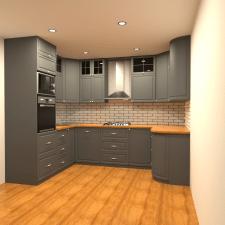 Кухня (визуализация)