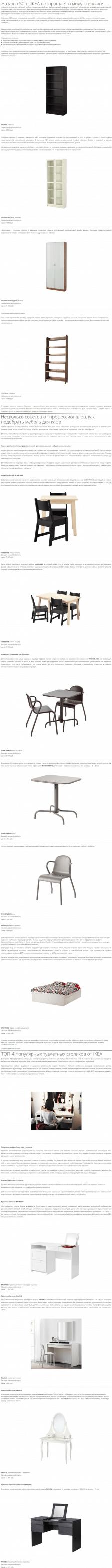 МЕБЕЛЬ | Мебель Ikea