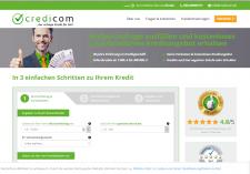 Финансовая crm Credicom