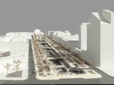 проект реконструкции общественного пространства