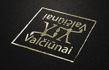 Логотип Valčiūnai