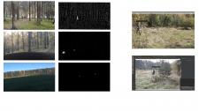 Исследование методов обнаружения и распознавания