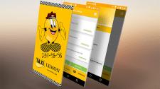 Мобильное приложение для заказа Такси, под Evos