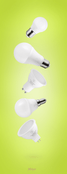 фотосьемка лампочек