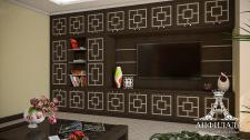 Дизайн интерьра гостиной