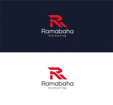Ramabaha - логотип для маркетингового сайта