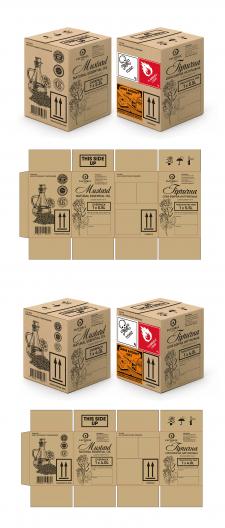 Упаковка Factoria Agro