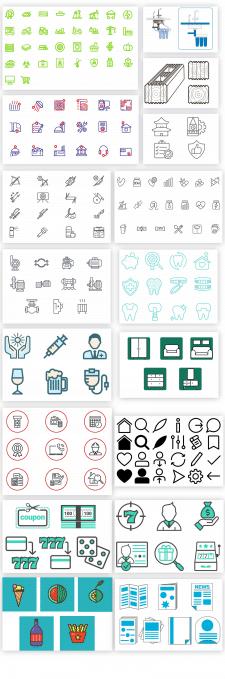 Иконки для сайтов