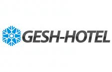 Логотип для сети гостиниц (векторная графика).
