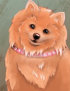 Собачка Ляля