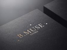 Логотип для бренда B.MUSE store