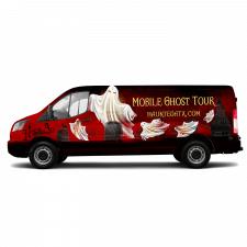 Дизайн автомобиля для ghost-туров с Техасе