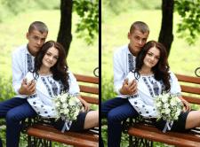 Базовая обработка фото в Photoshop
