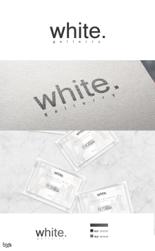 Логотип и Сертификат для White Gallerry
