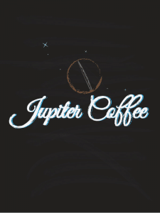 Логотип Кофе для печати 1