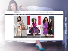 Интернет-магазин одежды от ТМ VERYNJE