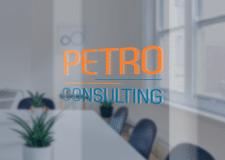 """Логотип """"Petro Consulting"""""""