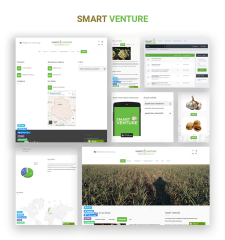 "Corporate Website ""Smart-Venture"""