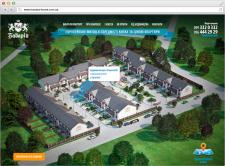 Разработка сайта для ЖК Bavaria House