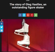 The story of Oleg Vasiliev, an outstanding figure