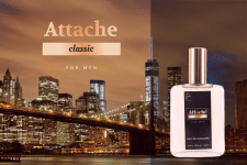Banner cologne for men