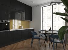 Дизайн 2-х комнатной квартиры в Киеве