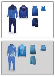 Дизайн спортивной формы