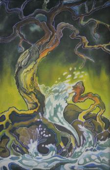 Волжский дуб