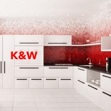 Разработка дизайна автобрендирования для фирмы K&W