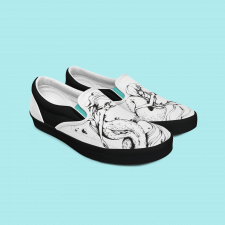 Принт для обуви