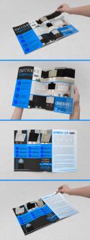 Дизайн каталога ТМ «ELEYUS»