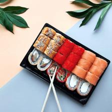"Таргет ""Доставка суши"""