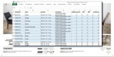 Наповнення ексель-файлу товарами з PDF-каталога