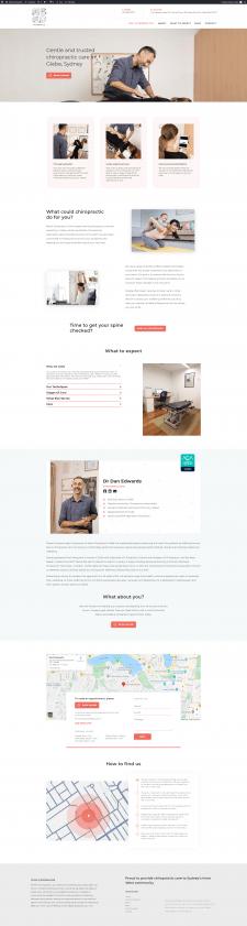 Создание Wordpress сайта по дизайну