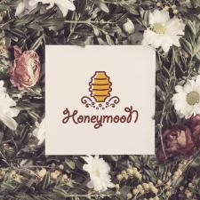 Логотип для компании по производству мёда