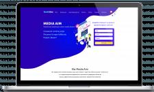 дизайн сайта для диджитал агенства
