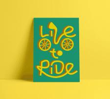 Live to Ride. Постер
