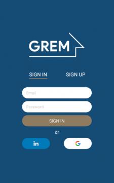Мобильное приложение для платформы GREM(IOS/Androi