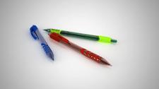 Ручка шариковая AXENT