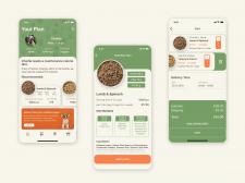 iOS приложение для доставки корма