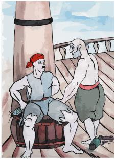 Иллюстрация рассказа