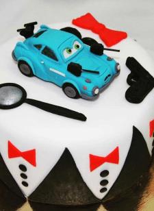 Торт к детскому празднику