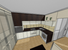 Проект кухні