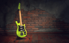 Guitar UralNew 2
