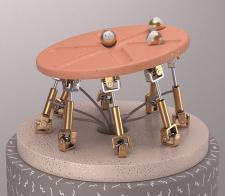 3D АРТ Зацикленная анимация для инстаграм