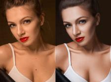 portrait retouching