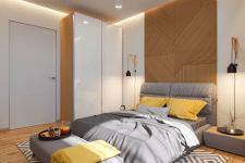 Дизайн интерьера гостевой спальни в частном доме